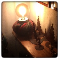 lampada da montagna