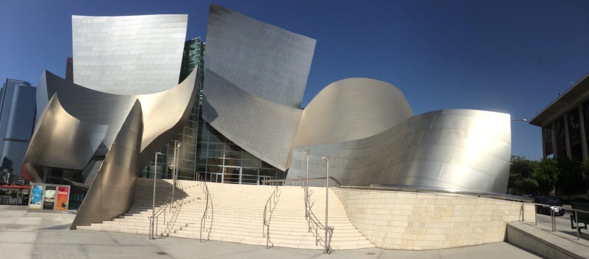 Walt Disney Concert Hall, Los Angeles, Stati Uniti